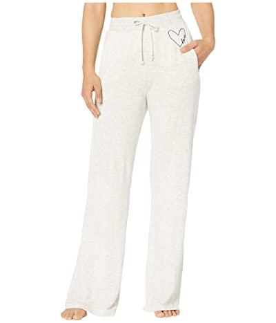 good hYOUman Tabitha Love in Heart Sweatpants (Natural) Women