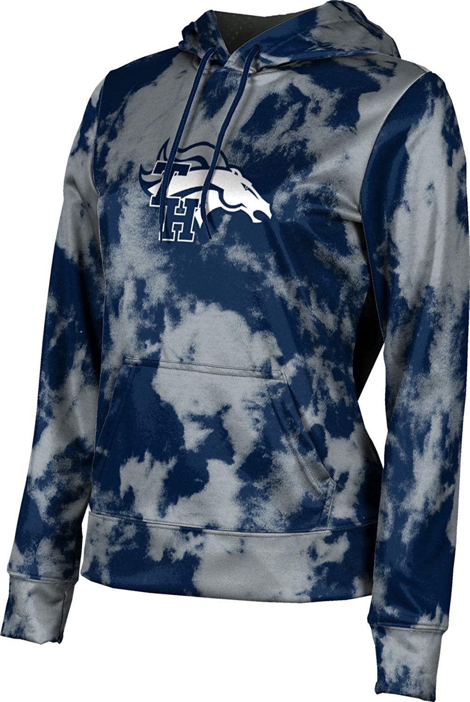 ProSphere Trabuco Hills High School Girls' Pullover Hoodie, School Spirit Sweatshirt (Grunge)