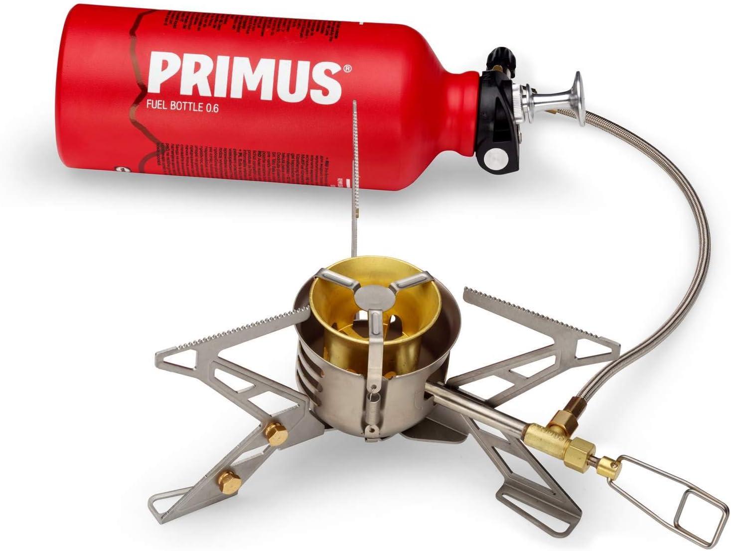 Primus OmniFuel II - Estufa con botella y bolsa