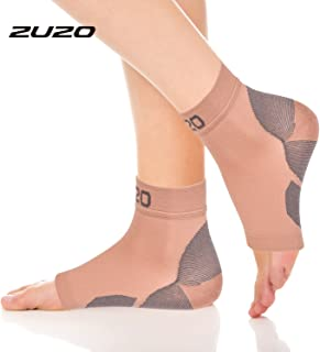 2U2O Compression Plantar Fasciitis Socks-Compression Foot Sleeves for Men & Women, Arch Pain and Swelling Relief, Ankle Brace Support, Heel Spurs Ankle Sprain