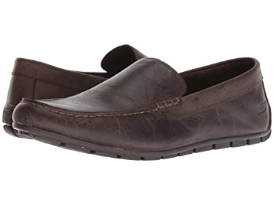 Born Allan (Dark Brown (Sea Lion) Full Grain Leather) Men