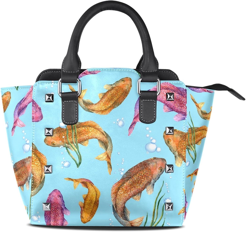 AURELIOR Schulterhandtaschen für Damen B07BBPHC1X  Üppiges Design