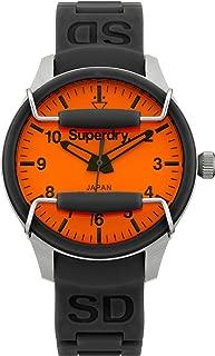SYL126O Ladies Scuba Pop Black Silicone Strap Watch