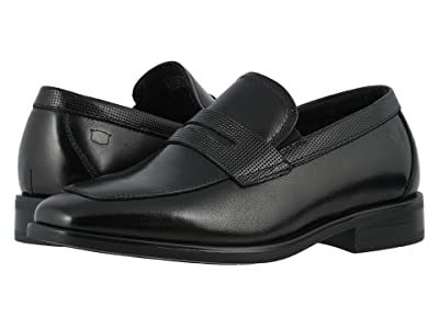 Florsheim Kids Postino Penny, Jr. (Toddler/Little Kid/Big Kid) (Black) Boy