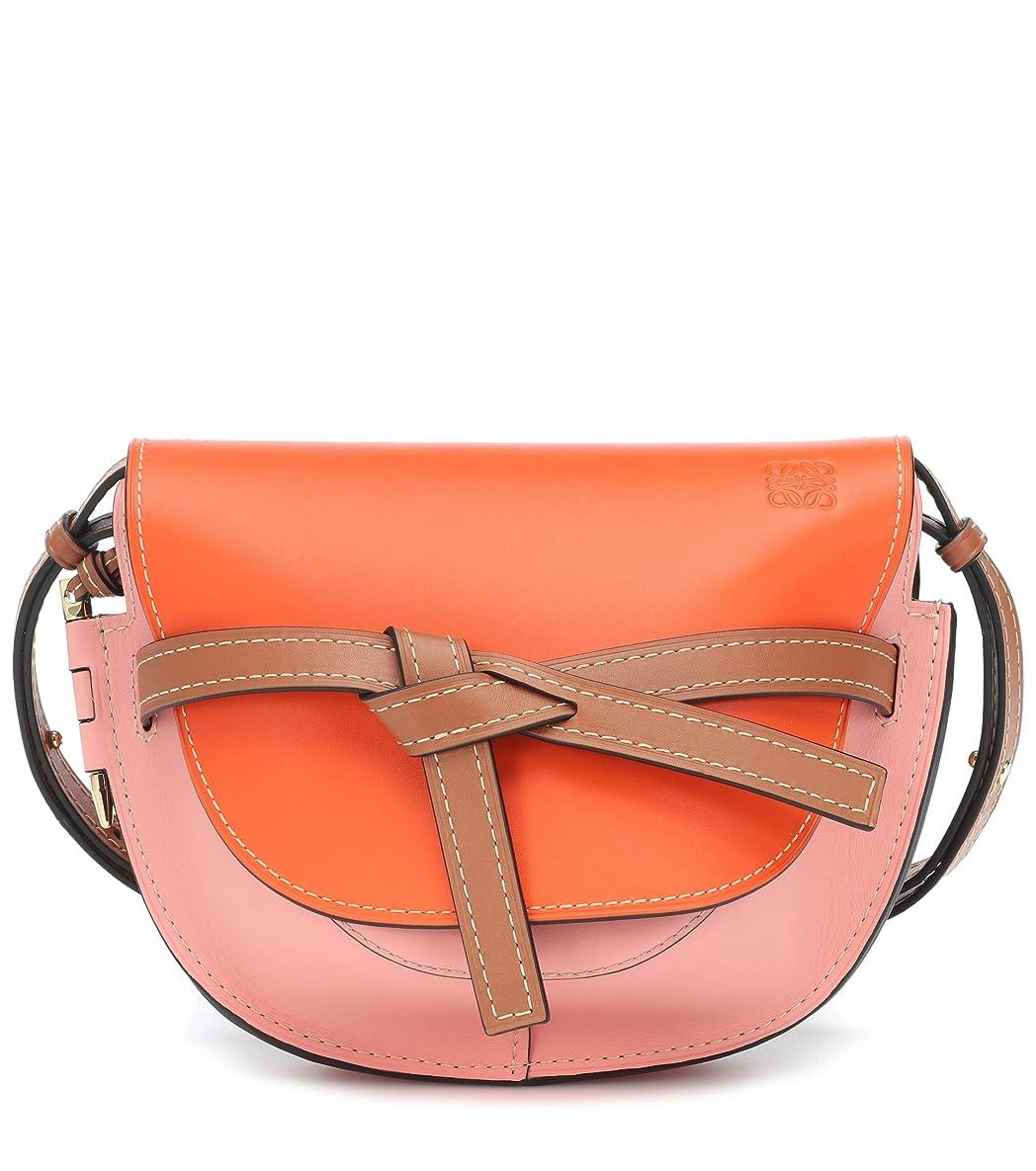 バケット被る週間(ロエベ) LOEWE Small leather crossbody bag 小さなレザークロスボディバッグ (並行輸入品)