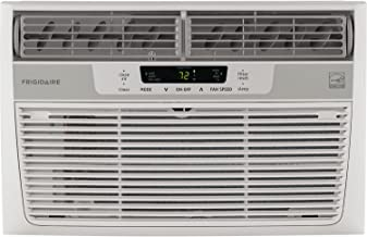 Frigidaire FFRE0633S1 6,000 BTU 115V Window-Mounted Mini-Compact Air Conditioner with..