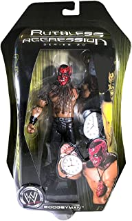WWE Jakks Classic Superstars Ruthless Aggression 20 Boogeyman Wrestling Action Figure with Clock