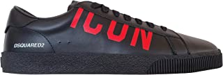 Dsquared Scarpe Uomo Cassetta Icon Sneakers SNM018801500001M002 Nero