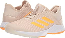 Linen/Flash Orange/Footwear White