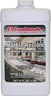 Lundmark Marble Restore, Marble and Granite Sealer and Restorer, 32-Ounce, 3536F32-6