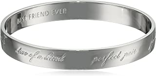 Kate Spade New York Womens Bridesmaids Idiom Bangle