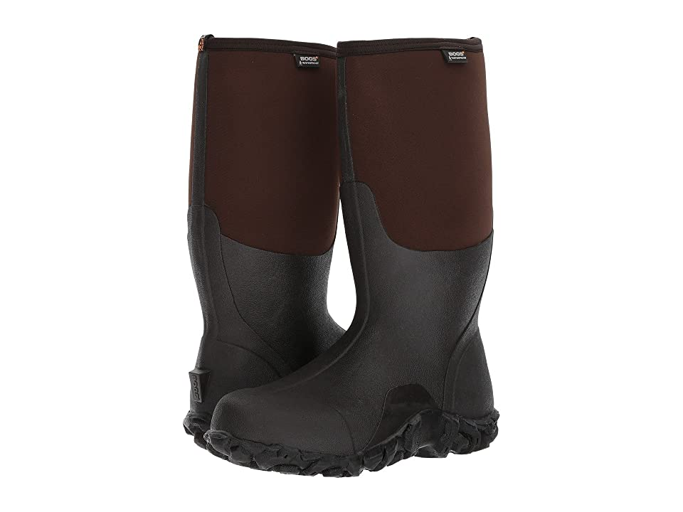 Bogs Classic Cool Tech Boot (Dark Brown) Men