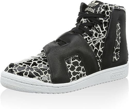Adidas Js Js Letters Giraffe, Chaussures en Forme de Bottines Mixte Adulte  plus vendu