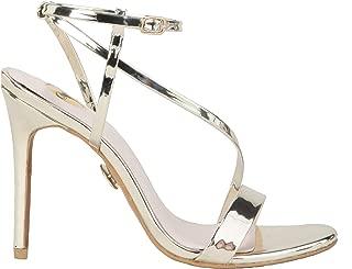 Suchergebnis auf für: High Heels Gold Sandalen