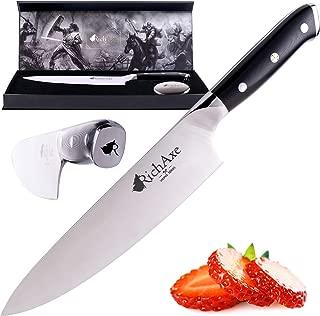 rockwell hardness test knives