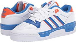 Footwear White/Blue/Orange