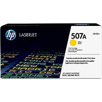 HP 507A | CE402A | Toner Cartridge | Yellow