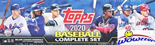 2020 Topps Baseball Complete Sets Retail Box