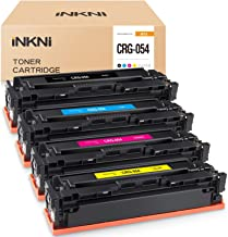 INKNI Compatible Toner Cartridge Replacement for Canon 054 CRG-054 for Color imageCLASS MF644Cdw LBP622Cdw MF642Cdw MF641C...