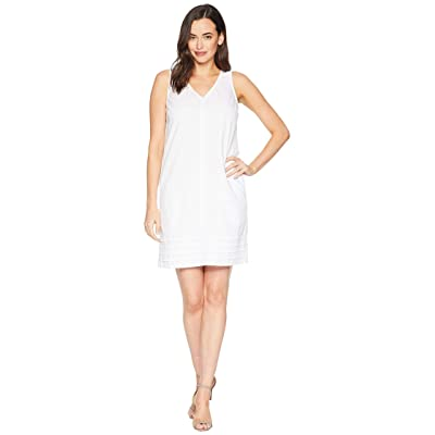 Tommy Bahama Lanailette Shift Dress (White) Women