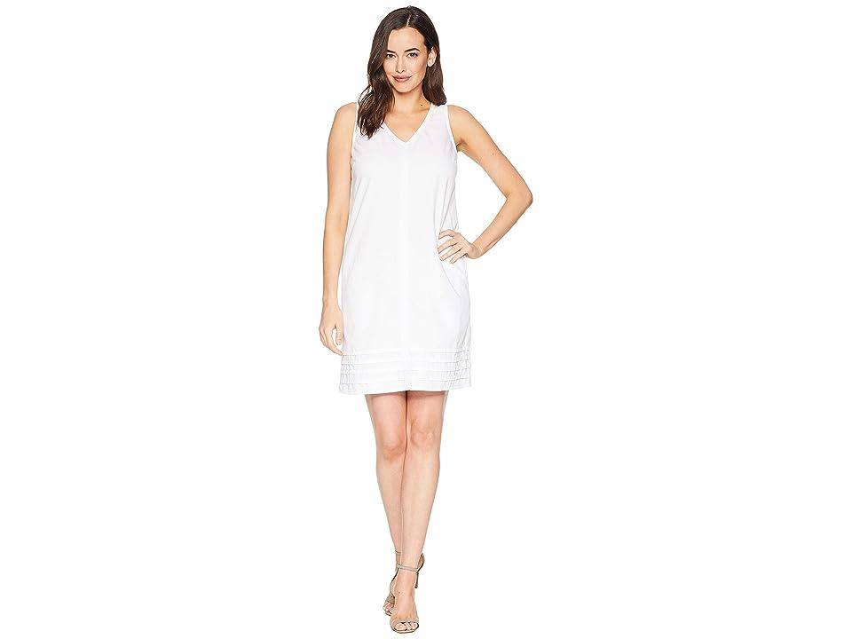 Tommy Bahama Lanailette Shift Dress (White) Women