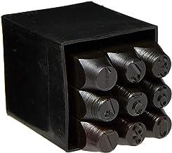 Algarismo de Aço Para Gravação 8 mm Nove 54