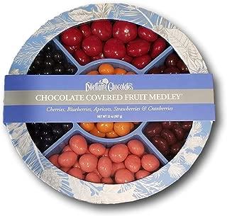 Chocolate Fruit Medley Wheel - 32oz - Dilettante
