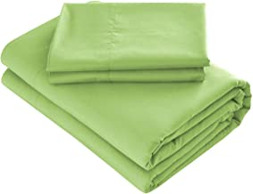 lime green king size sheets