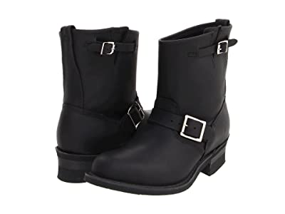 Frye Engineer 8R (Black) Women