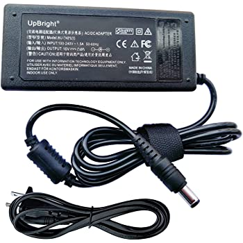 Replacement Power Supply for 12V Yamaha PSR-300 PSR-340 HS