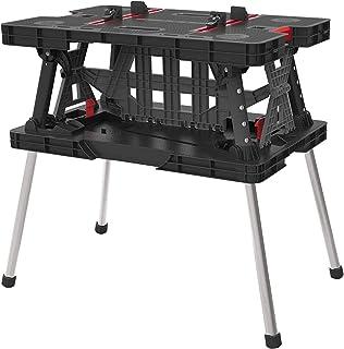 Keter 249137 Folding Tool Bench