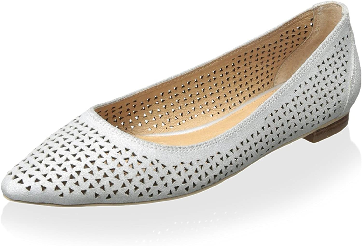 Corso Como Women's Monaco Perforated Ballet Flat