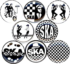 ska pin badges