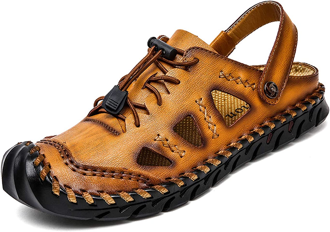 Honeystore Men's Leather Creek Water Hollow 定番から日本未入荷 Plus Beac Size 推奨 Shoes