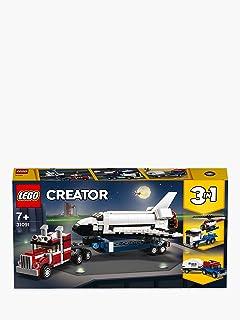 LEGO CREATOR - 31091 3 in 1 Shuttle Transporter