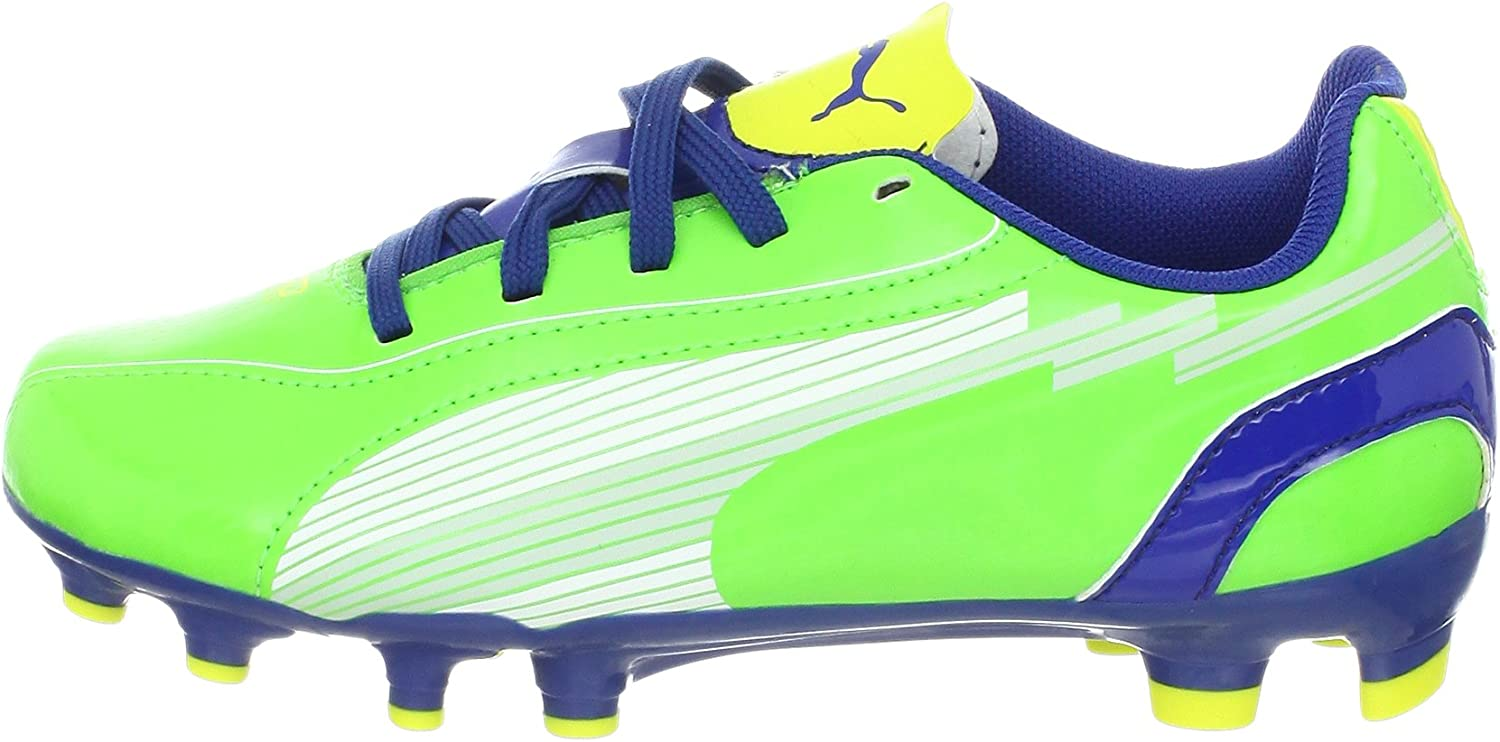 PUMA Evospeed 5 FG Soccer Cleat Toddler//Little Kid//Big Kid