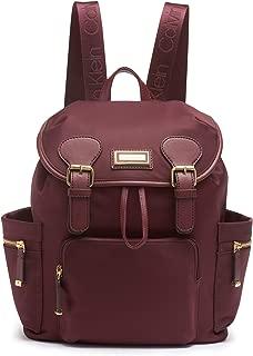 Belfast Nylon Buckle Backpack
