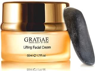 Gratiae Organics Lifting Moisture Cream with Volcanic Stone, 1.7-Ounce
