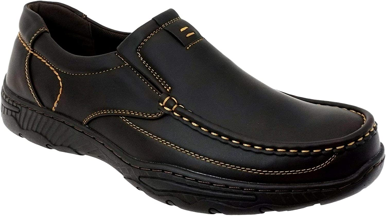 Aldo Rossini Men's Slip-On Shoes | Casual Loafer Shoes