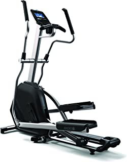 Horizon Fitness Andes 7i, Ergometro ellittico. Unisex-Adulto, Nero, 174 x 68 x 171 cm