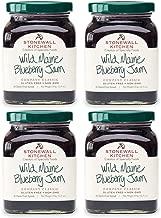 Stonewall Kitchen Wild Maine Blueberry Jam 4-Pack