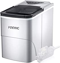 FOOING Ice Maker Countertop