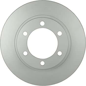 Bosch 50011243 QuietCast Premium Disc Brake Rotor For Toyota: 2003-2009 4Runner, 2007-2014 FJ Cruiser, 2005-2016 Tacoma; Front