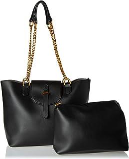 مجموعة حقائب اليد للنساء - اسود