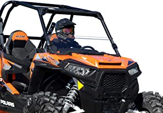 rzr 800 half windshield