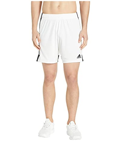 adidas Tastigo 19 Shorts (White/Black) Men