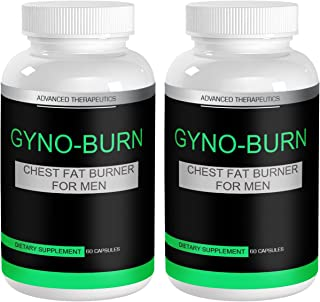 Gyno Burn Gynecomastia Pills Male Chest Fat Burner Reduces Breast Fat and Eliminates Embarrassing Man Breast Fast. Male Breast Fat Burners Target Stubborn Man Chest Helping You Lose The Male Breast