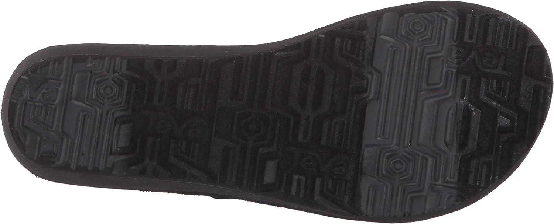 Teva Women's Mush Mandalyn Wedge Ola 2 W's Flip Flop Black