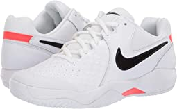 39975361a331 White Black Bright Crimson. 40. Nike. Air Zoom Resistance