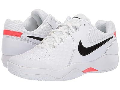 Nike Air Zoom Resistance (White/Black/Bright Crimson) Men